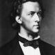 Frederick Chopin portrait piano composer