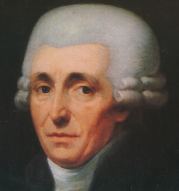 Portrait Haydn great composers series